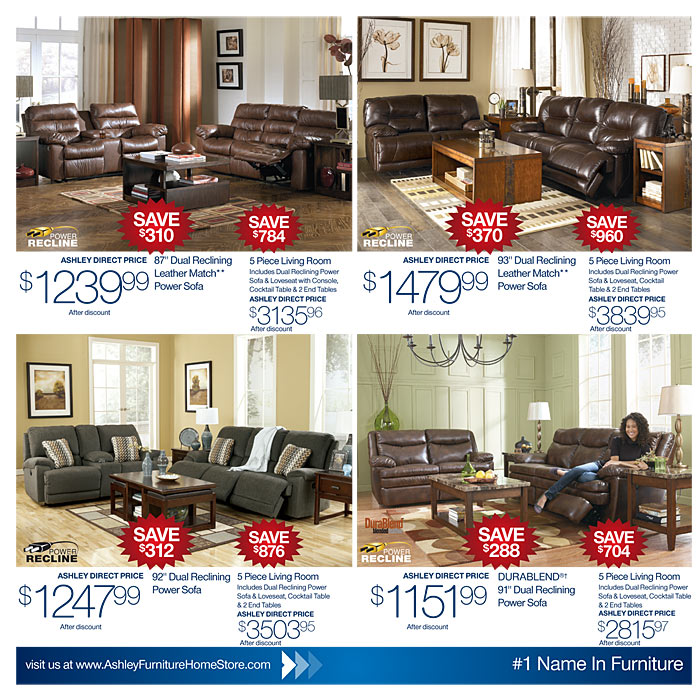 Ashley Furniture Warehouse Boxing Week Event › Boxing Day