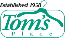 Tom's Place logo