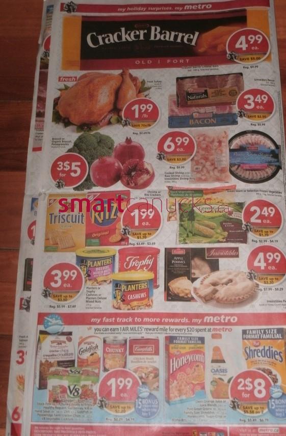 metro ontario grocery flyer  dec 21  u2013 27  2012  u203a boxing