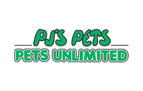 PJ's Pets logo