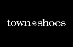Town Shoes logo