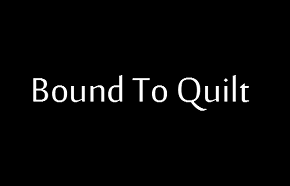 Bound To Quilt logo