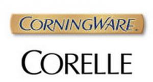 Corningware Corelle Revere logo