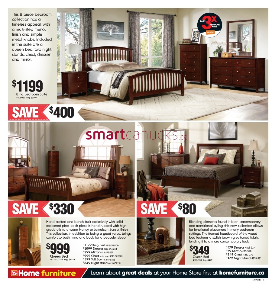 Home Furniture Boxing Day Flyer Sales And Deals Canada 2013 Boxing Day Canada