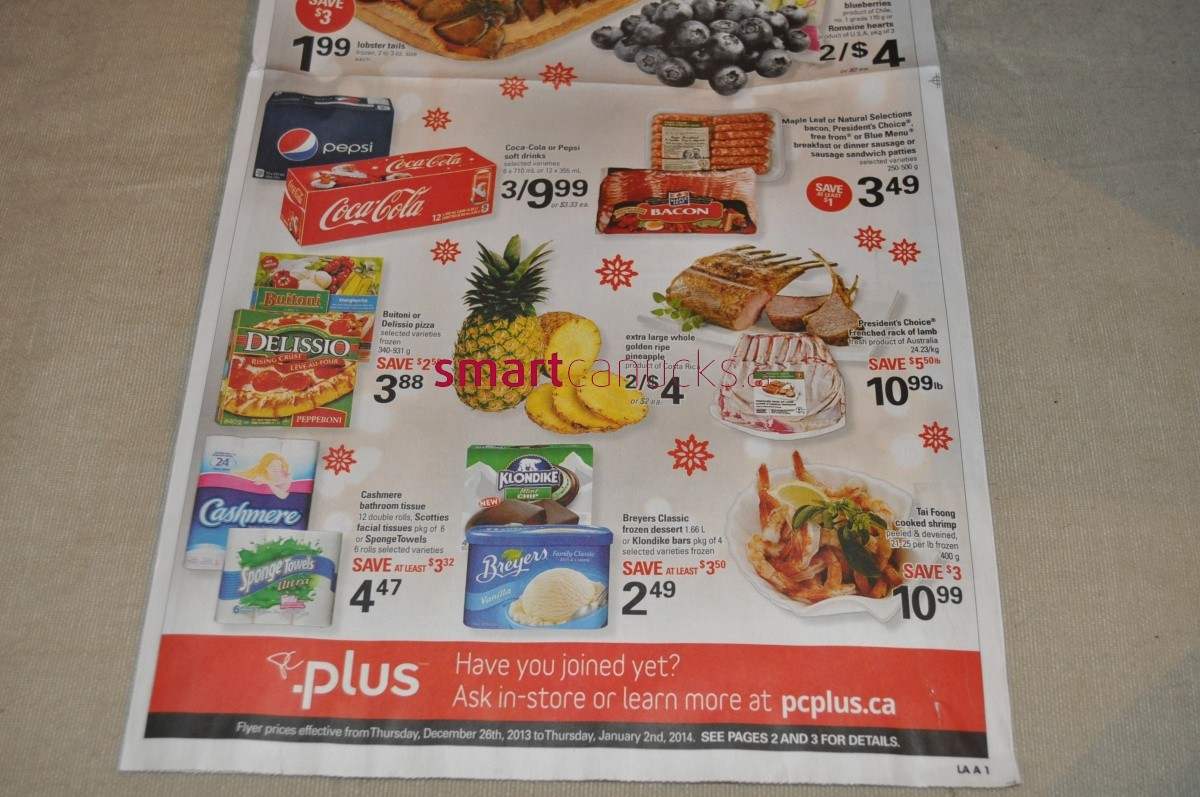 Flyer deals ontario