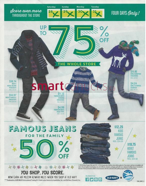 Find the latest Old Navy promo codes, coupons & deals for October - plus earn % Cash Back at Ebates. Join now for a free $10 Welcome Bonus. Shop smarter at Old Navy! $10 Welcome Bonus when you join Ebates today.